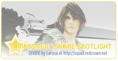 Amassment Shrine Spotlight